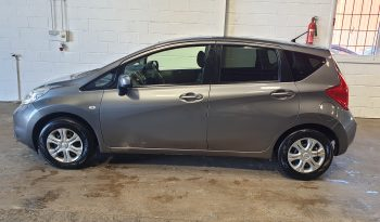 NISSAN NOTE 1.2 AUTOMATIC 2014 full