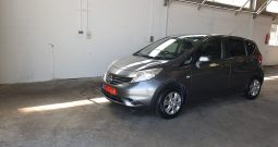 NISSAN NOTE 1.2 AUTOMATIC 2014