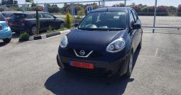 NISSAN MARCH AUTOMATIC 2016