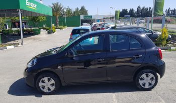 NISSAN MARCH AUTOMATIC 2016 full