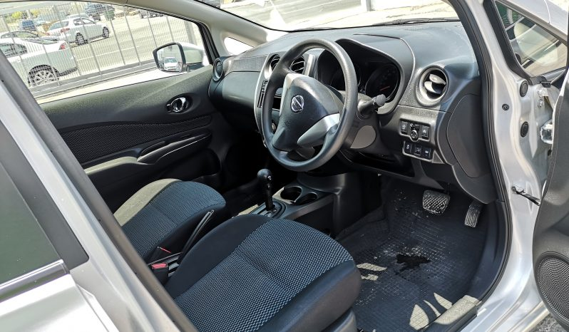 NISSAN NOTE 1.2 AUTOMATIC 2015 full