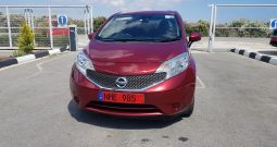 NISSAN NOTE 1.2 AUTOMATIC 2016