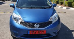 NISSAN NOTE 1.2 AUTOMATIC 2015