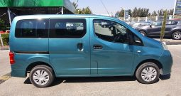 NISSAN NV200 MANUAL 2012