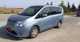 NISSAN SERENA AUTOMATIC 2014
