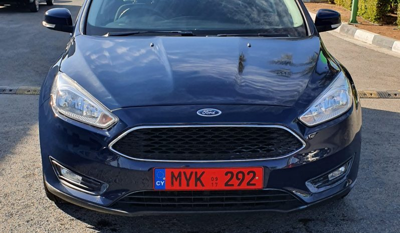 FORD FOCUS MANUAL 2017 full