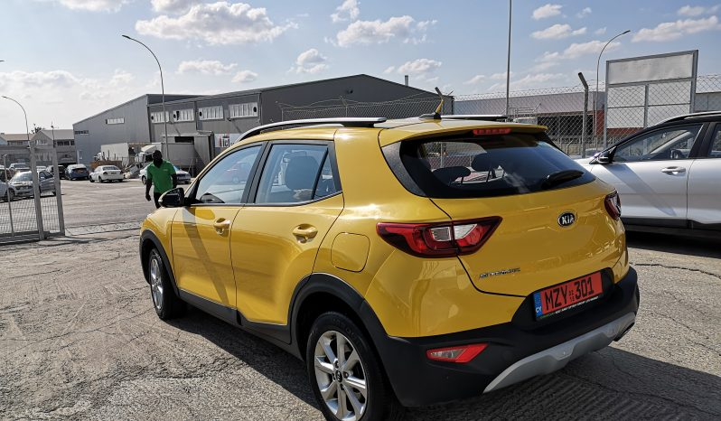 KIA STONIC 1.3 MANUAL 2018 full