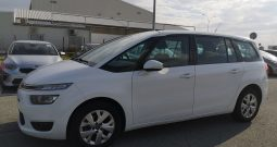 CITROEN GRAND C4 PICASSO AUTOMATIC 2015