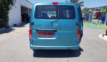 NISSAN NV200 MANUAL 2012 full